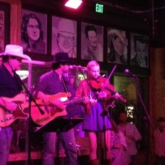 Photo taken at Tootsie's World Famous Orchid Lounge by Matt S. on 3/6/2012