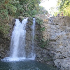Photo taken at Montezuma Waterfall by nick j. on 12/20/2011