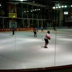 Photo taken at Mega Ice by Jamieson B. on 8/6/2012