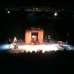 Photo taken at Theater aan de Stroom by Tim L. on 2/25/2012
