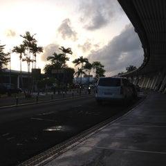 Photo taken at Aéroport Aimé Césaire (FDF) by Jean-Thierry. .. on 8/5/2012