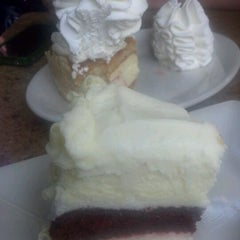 Photo taken at The Cheesecake Factory by Michael A. on 5/7/2012