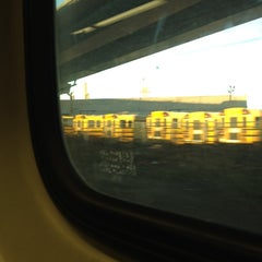 Photo taken at MBTA Commuter Rail - Lowell Line by Pryny K. on 11/5/2011