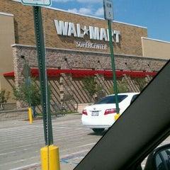 Photo taken at Walmart Supercenter by Corey W. on 8/18/2011