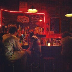 Photo taken at Soda Bar by Brittanny T. on 7/17/2012