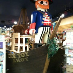 Photo taken at Treasure Island Toys by Jeremy B. on 1/6/2011