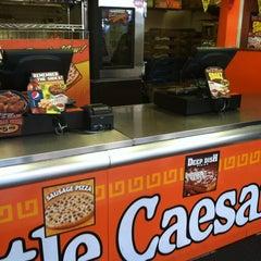 Photo taken at Little Caesars Pizza by Glenn D. on 11/1/2011