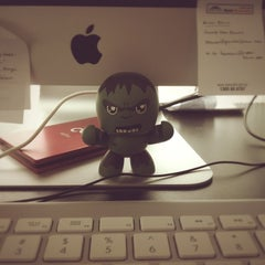 Photo taken at Creative Tomato Design & Digital Agency by Izzah A. on 7/20/2012