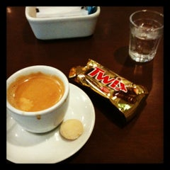 Photo taken at Café Noar by Arlen N. on 11/1/2011