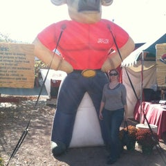 Photo taken at World Dairy Expo by Sarah B. on 10/8/2011