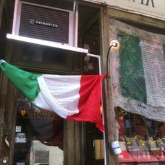 Photo taken at Via Della Pace by Davide C. on 6/10/2012