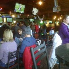 Photo taken at Endzone Sports Pub by David on 1/22/2012
