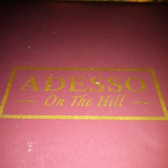 Photo taken at Adesso On The Hill by Nicole P. on 4/17/2012