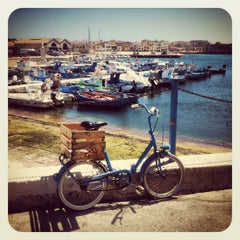 Photo taken at Porto Turistico Marina Di Favignana by Maria B. on 6/6/2012