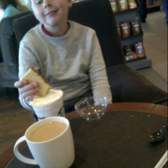 Photo taken at Starbucks by emma t. on 9/13/2012