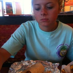 Photo taken at Moe's Southwest Grill by Vanna J. on 6/17/2012
