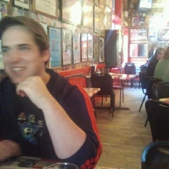 Photo taken at River Rock Cafe Inc by Matty K. on 11/1/2011