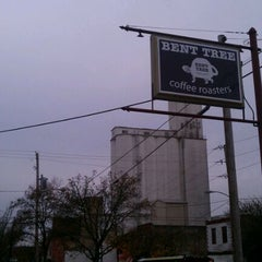 Photo taken at Bent Tree Coffee Roasters by Ryan B. on 11/16/2011