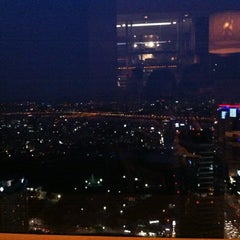 Photo taken at 마르코 폴로 (Marco Polo) by taewon on 6/23/2012