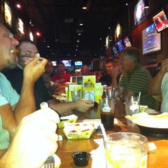 Photo taken at Buffalo Wild Wings by Joey M. on 4/27/2012