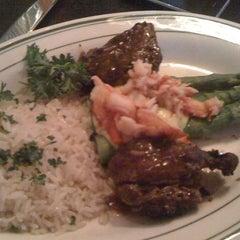 Photo taken at Market Street Grill by Melanie D. on 4/2/2011
