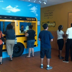 Photo taken at Taco Bus by Katie O. on 6/22/2012