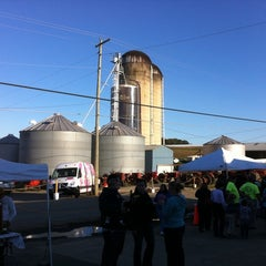 Photo taken at South Mountain Creamery by Bill C. on 10/15/2011