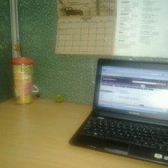 Photo taken at Bounty Agro Ventures, Inc - HR Department by Edwardson R. on 8/6/2012