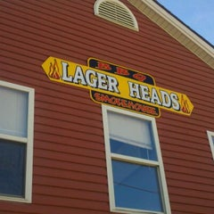 Photo taken at Lagerhead's Smokehouse by Micah S. on 11/5/2011