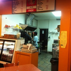 Photo taken at Gyros in the Loop by Howard H. on 12/6/2011