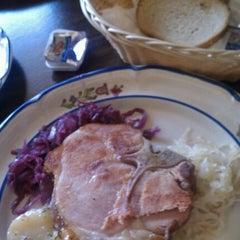 Photo taken at Gazzolo's European Restaurant and Deli by Nichole O. on 7/7/2012