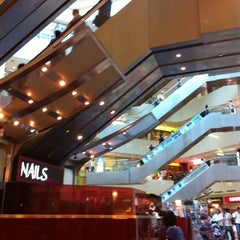 Photo taken at West Mall by Hafezt M. on 8/13/2011