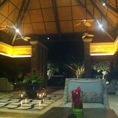 Photo taken at The Grand Mauritian Resort & Spa, Mauritius by Carlomagno I on 4/8/2011