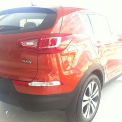 Photo taken at K-Ita - KIA Motors by Larissa S. on 9/5/2012