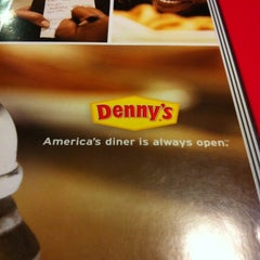 Photo taken at Denny's by Leslie C. on 7/7/2012