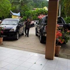 Photo taken at SMK Batu Sapi by hamsy B. on 6/29/2012