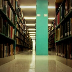 Photo taken at Hayden Library by Cassie C. on 3/30/2012