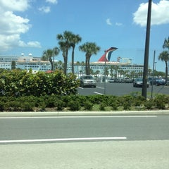 Photo taken at Carnival Ecstasy by Avery H. on 5/21/2012
