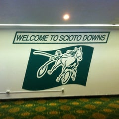 Photo taken at Scioto Downs Racino by Austin S. on 5/20/2011