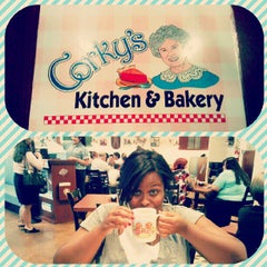 Photo taken at Corky's Kitchen & Bakery by Lisa on 8/17/2012