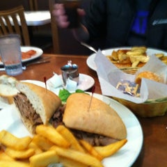 Photo taken at Melrose Restaurant by Chris C. on 12/4/2011