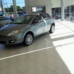 Photo taken at Via Marconi - Fiat by Marcelo S. on 1/20/2012