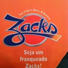 Photo taken at Zacks by Eduardo C. on 9/2/2011