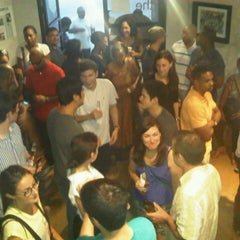 Photo taken at The Eat Gallery by Russell G. on 9/9/2012