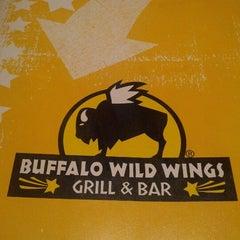 Photo taken at Buffalo Wild Wings by Brandon O. on 6/9/2012