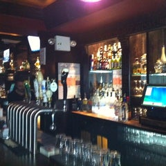 Photo taken at Central Bar by Kendra M. on 10/1/2011