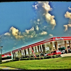Photo taken at RaceTrac by Laura G. on 9/16/2011