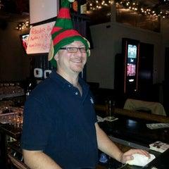 Photo taken at Westbury Bar & Restaurant by Larry on 12/24/2011