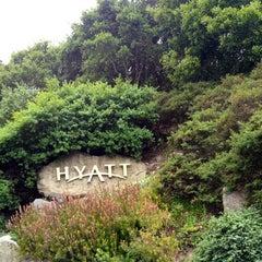 Photo taken at Hyatt Regency Monterey Hotel & Spa On Del Monte Golf Course by Kimberly S. on 7/5/2012