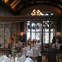 Photo taken at Pine Knob Mansion by Hailey Z. on 10/22/2011